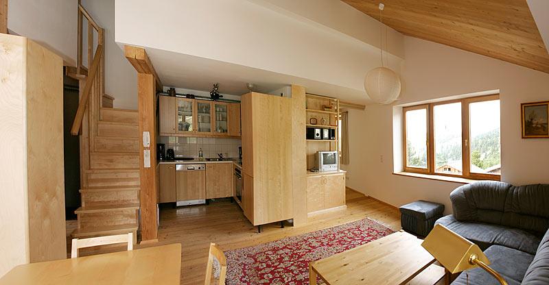 bilder wohnung 2 haus meilinger. Black Bedroom Furniture Sets. Home Design Ideas