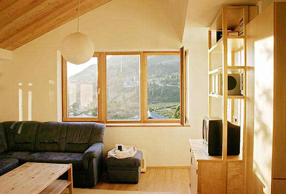 bilder von den wohnungen dem haus obertauern und der umgebung haus meilinger. Black Bedroom Furniture Sets. Home Design Ideas